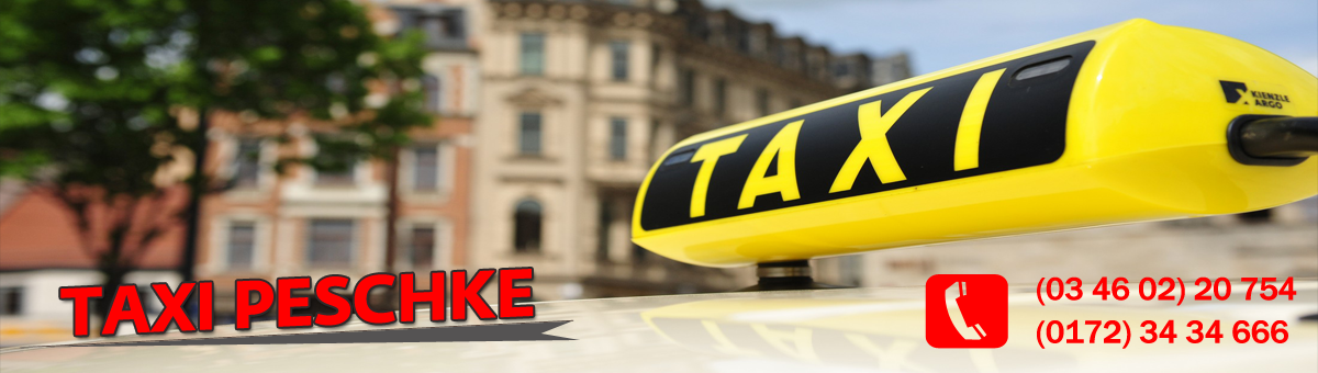 Taxi und Kurierdienst Peschke GmbH